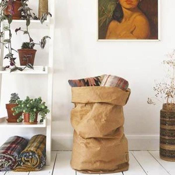 UASHMAMA Paper Bag Basic XXLarge Avana
