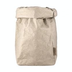 UASHMAMA Paper Bag Colored XXLarge   Sabbia