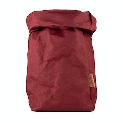 UASHMAMA Paper Bag Colored XXLarge   Bordeaux