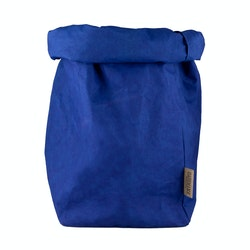 UASHMAMA Paper Bag Colored XXLarge   Cobalto