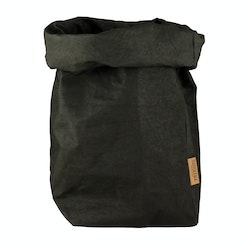 UASHMAMA Paper Bag Colored XXLarge   Dark Green