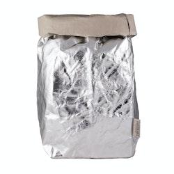 UASHMAMA Paper Bag Metallic XXLarge GSI