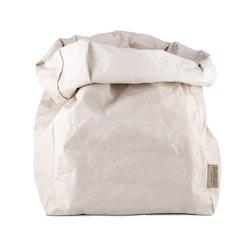 UASHMAMA Paper Bag Basic Gigante Cachemire