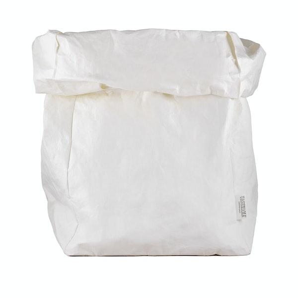 UASHMAMA Paper Bag Basic Gigante White