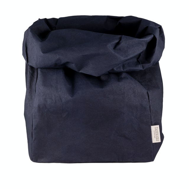 UASHMAMA Paper Bag Colored Gigante Blue