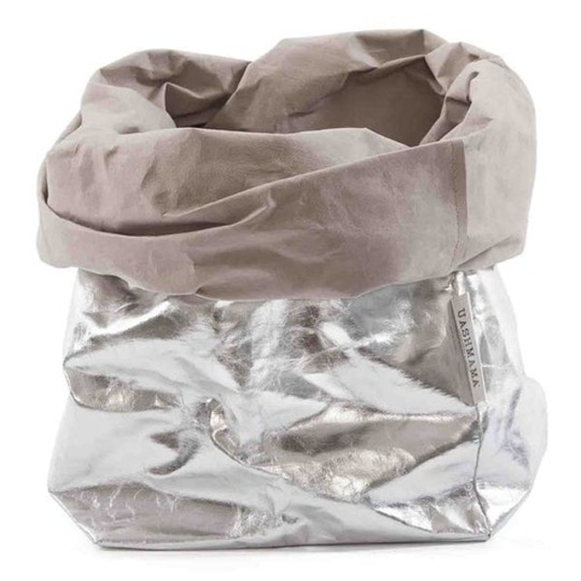 UASHMAMA Paper Bag Metallic Gigante GSI