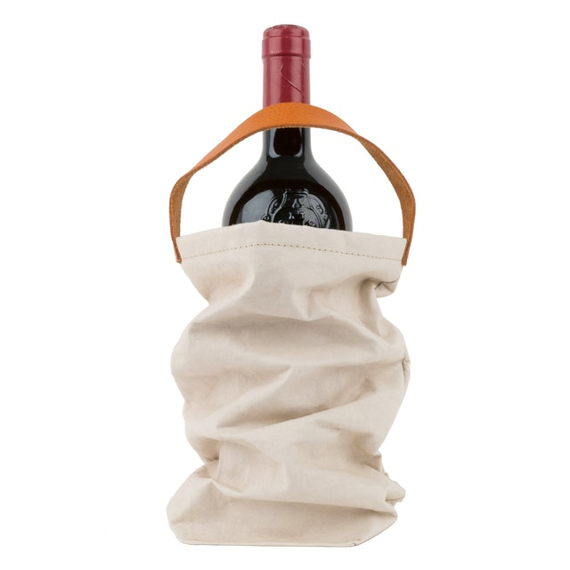 UASHMAMA Wine Bag Cachemire