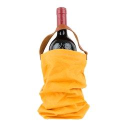 UASHMAMA Wine Bag Senape
