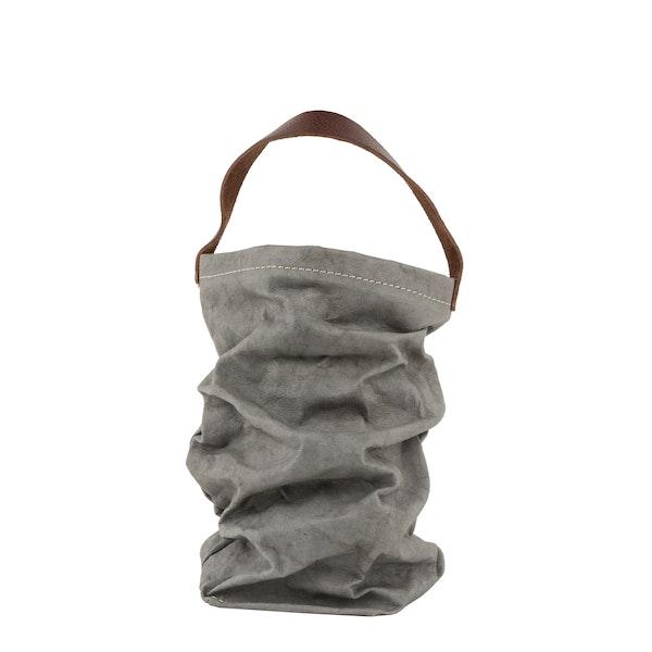 UASHMAMA Wine Bag Dark Grey