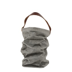 UASHMAMA Wine Bag Dark Grey