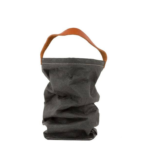UASHMAMA Wine Bag Black