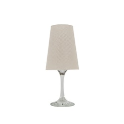 UASHMAMA Lampshade Perforated Large Cachemire