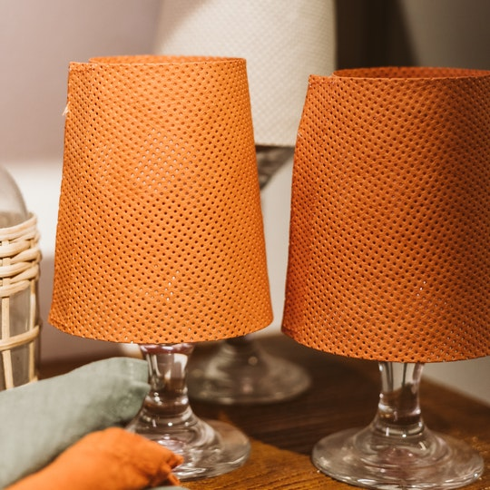 UASHMAMA Lampshade Perforated Small