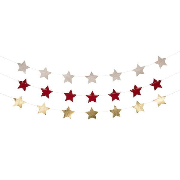 UASHMAMA Box Set Garland Star
