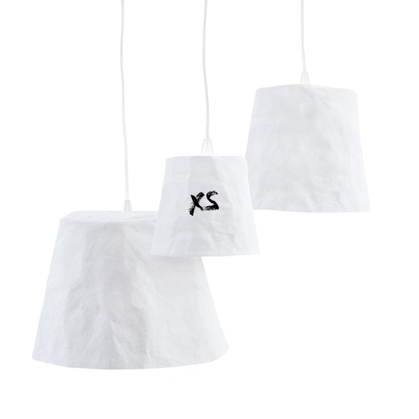 UASHMAMA Paniere Lamp Xsmall White