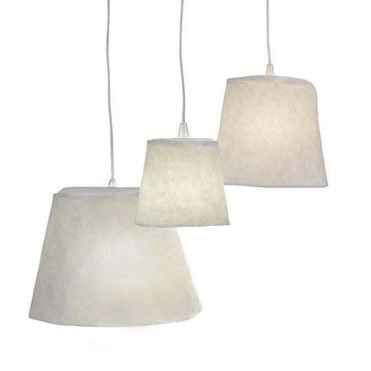 UASHMAMA Paniere Lamp Medium White