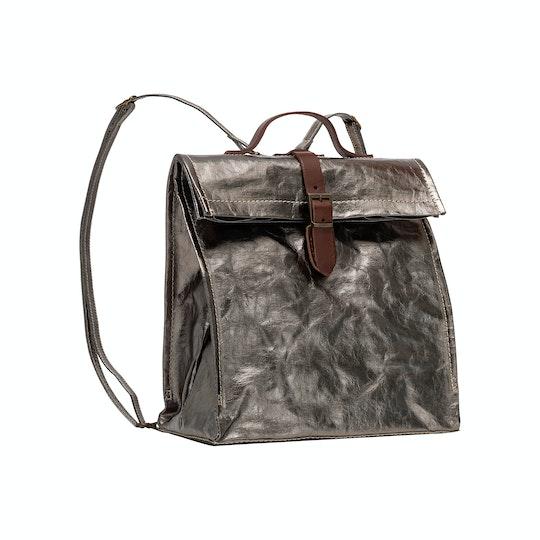 Lunch Metallic Backpack