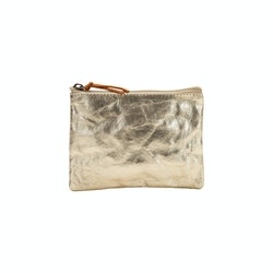 UASHMAMA Gimi Purse Medium Metallic Metallic Platinum