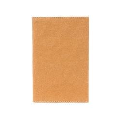 UASHMAMA Wallet Large Camel