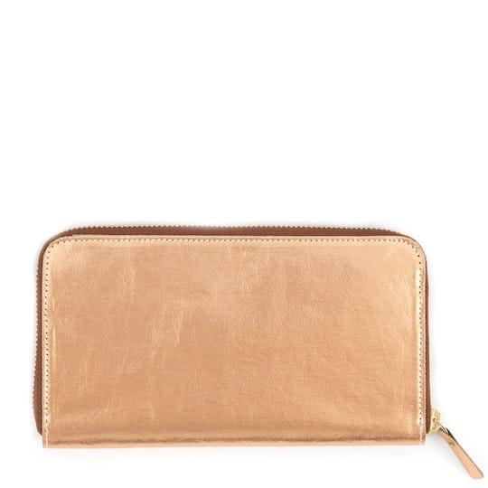 Vita Wallet Large Metallic