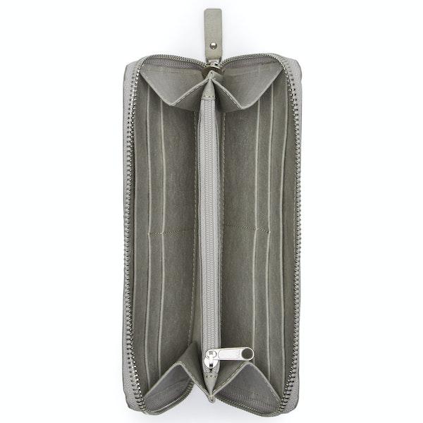 UASHMAMA Vita Wallet Large Grey