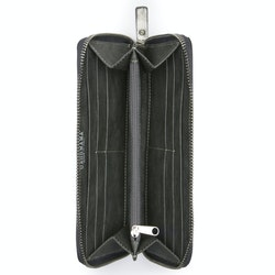 UASHMAMA Vita Wallet Large Dark Grey