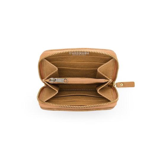 UASHMAMA Vita Wallet Small Intrecciato Cuoio intrecciato