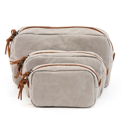 UASHMAMA Beauty Case Small Grey