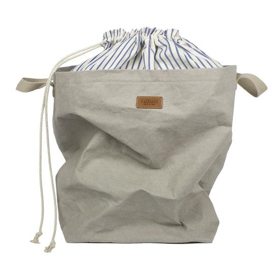 UASHMAMA Positano Laundry Cotone Righe Grey