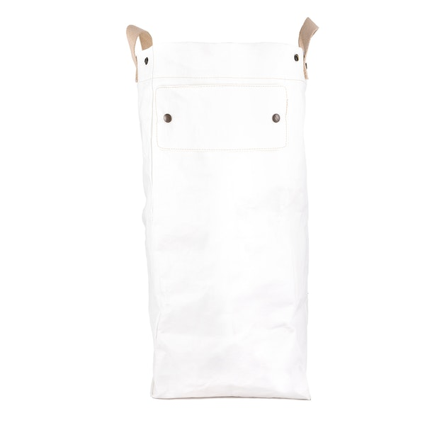 UASHMAMA Laundry Bag White
