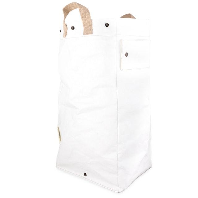 UASHMAMA Laundry Bag White