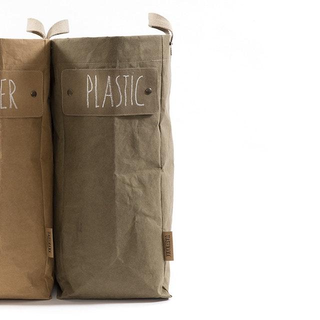 UASHMAMA Laundry Bag Olive