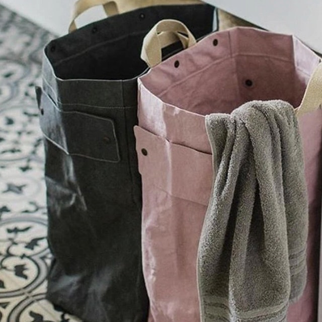 UASHMAMA Laundry Bag Quarzo