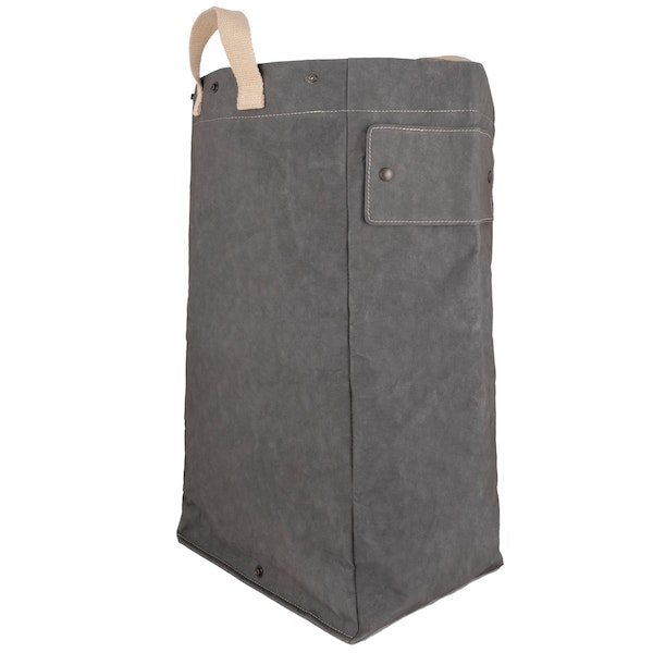 UASHMAMA Laundry Bag Dark Grey