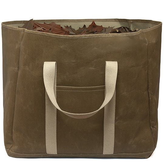 UASHMAMA Wood Bag Large