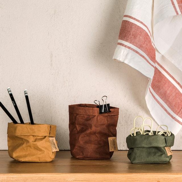 UASHMAMA Paper Bag Colored Piccolo