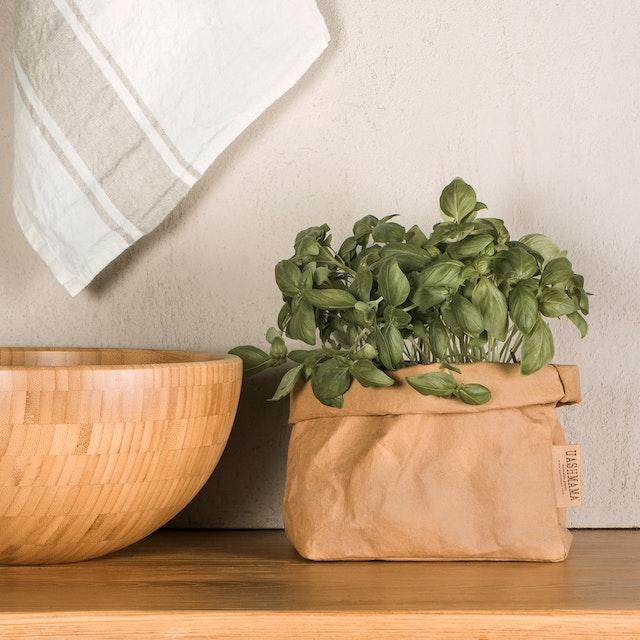 UASHMAMA Paper Bag Basic Medium