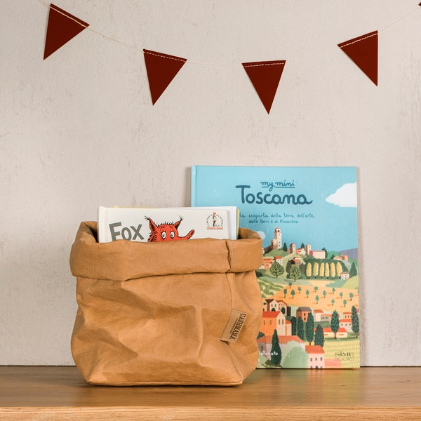 UASHMAMA Paper Bag  Basic Large Plus