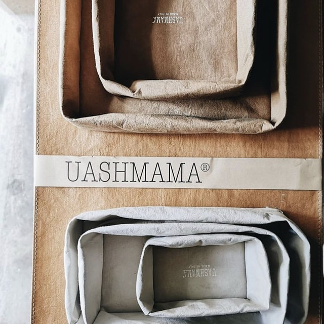 UASHMAMA Placemat Tec Grey