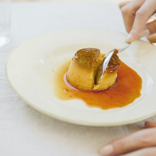 Piatto Dessert Bordo Verde D23