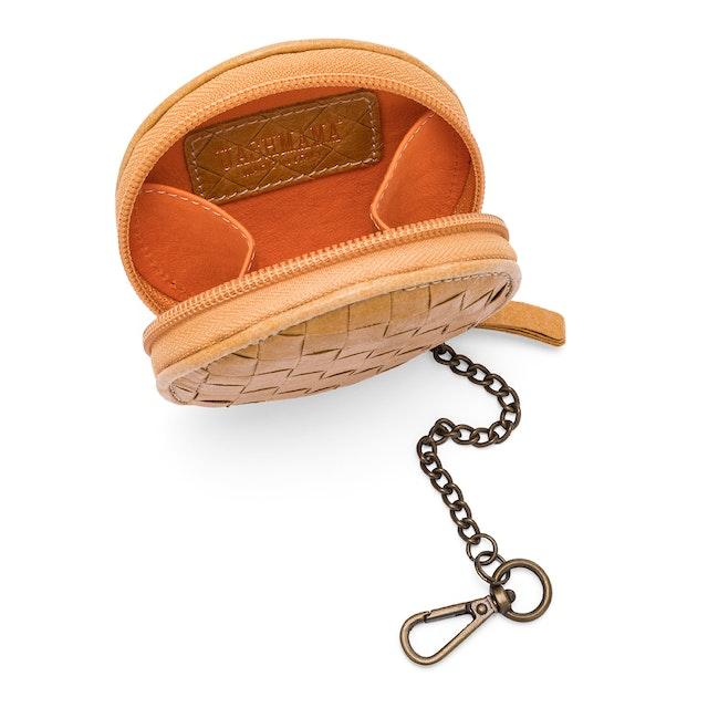 Coin Woven Purse