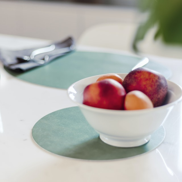 Coto Round Placemat