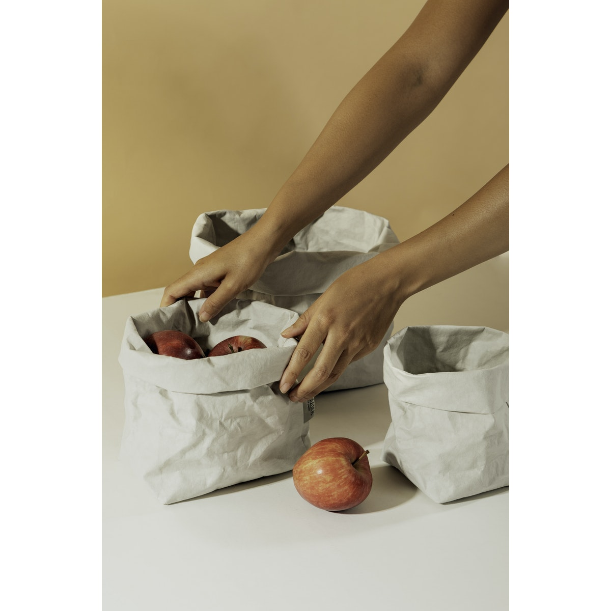 Paper Bag Basic Medium