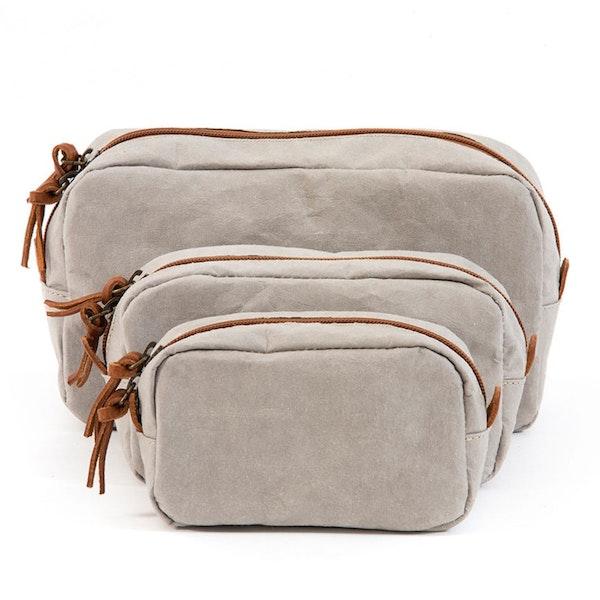 UASHMAMA Beauty Case Medium Grey