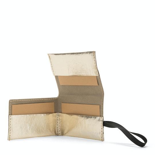 Card Holder Metallic