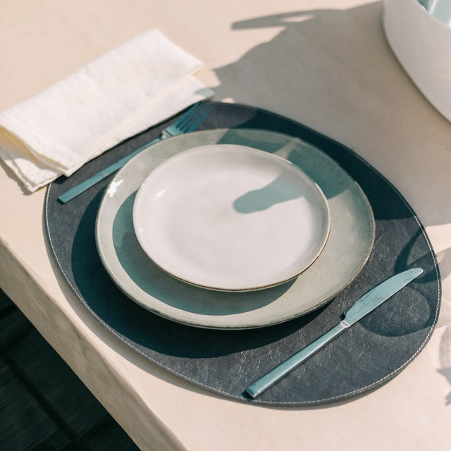 Placemat Oval Tec