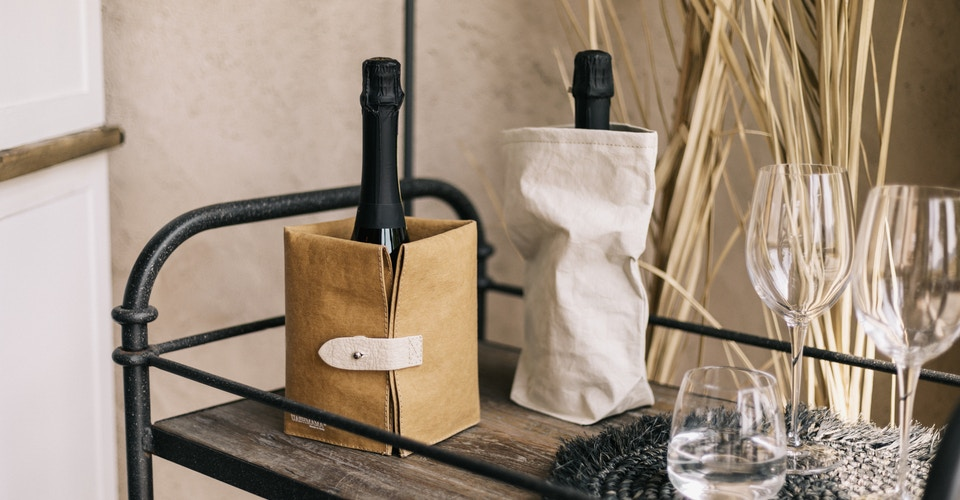 """OUR WINE BAGS ARE """"COOLER"""" THAN EVER"""