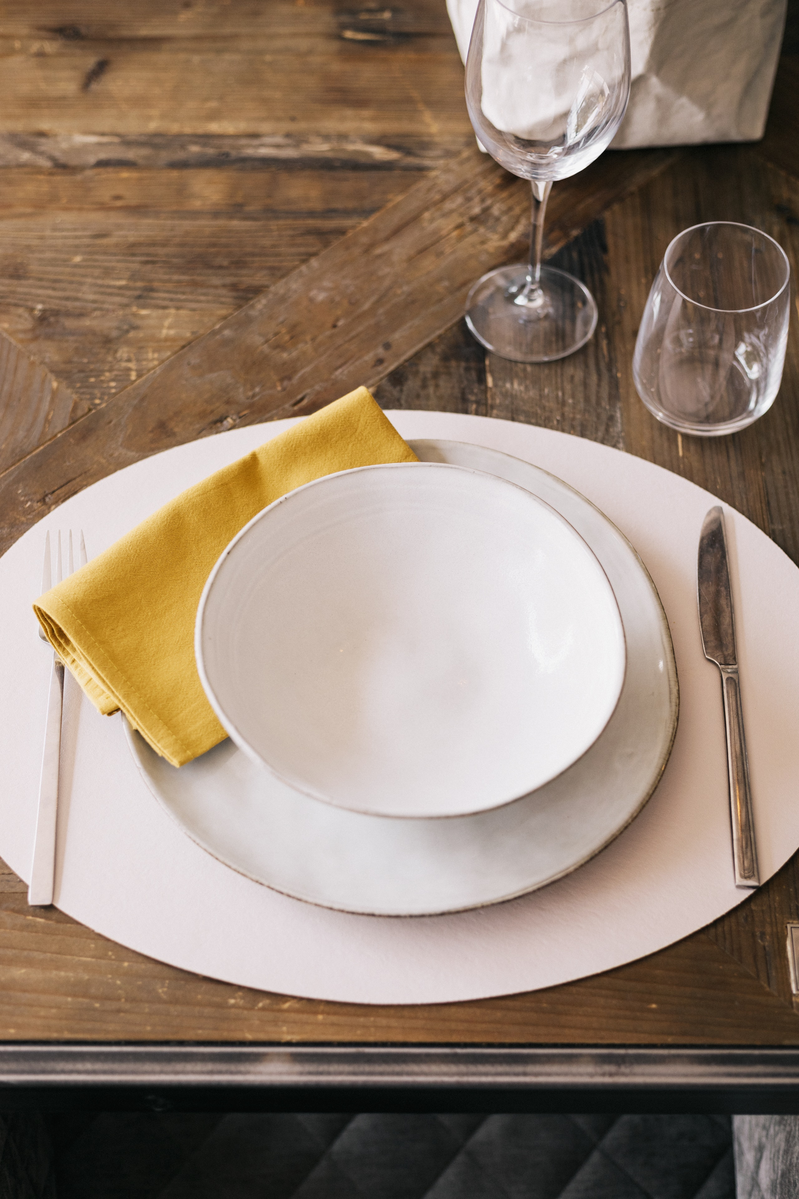 Coto Placemat Ovale