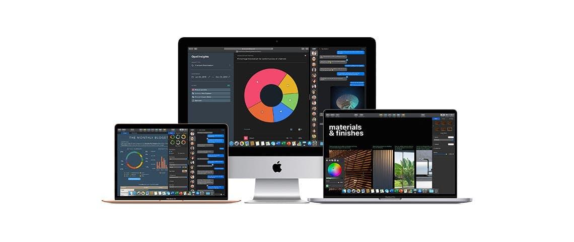 Kiezen tussen Mac en Windows