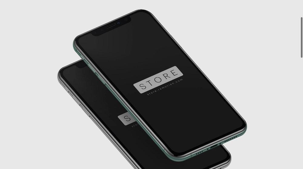 iPhone 11 Pro Mockup [PSD, Sketch] - 11 & 11 Pro Mockups
